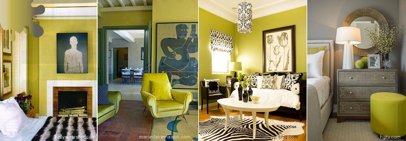Amenajare-living_pereti_verde-chartreuse_culori-curiozitati