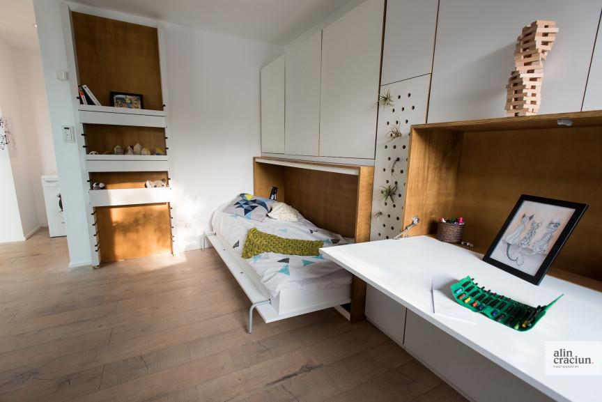 Etaj - Dormitor Mic