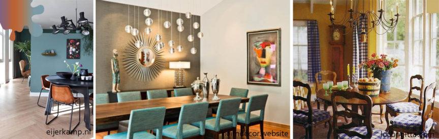 amenajare dining_coniac_albastru bleu turquoise