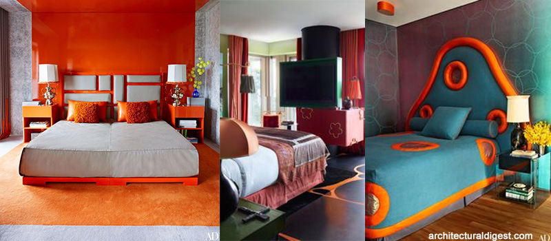 amenajare dormitor HongKong_portocaliu_gri_albastru
