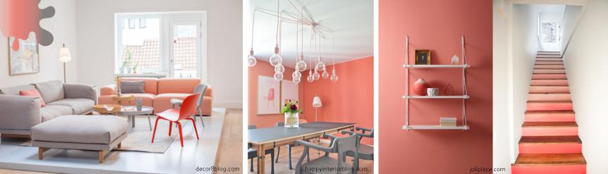 amenajare living dining_piersica_combinatii culori