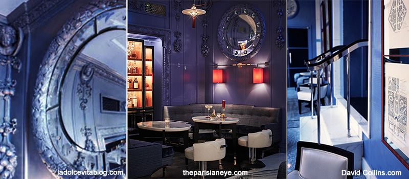 blue bar_amenajare albastru _rosu lux