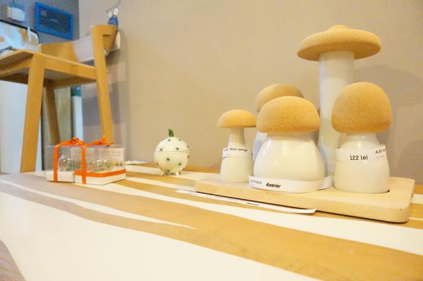 idei de amenajare ciupercute bucatarie dizainar