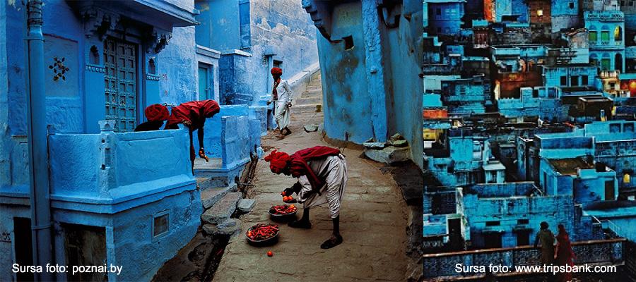 jhodpur-orasul albastru