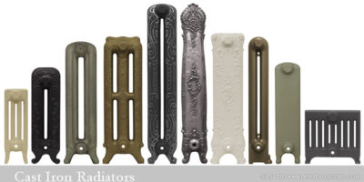 radiatoare decorative fonta