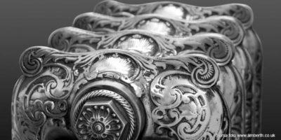 radiator fonta decorativ stil vintage
